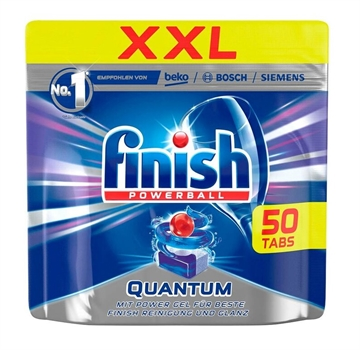 Finish Tabs 50'S Dishwasher Quantum