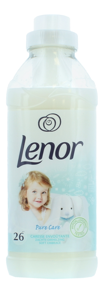 Lenor 650ml Fabric Conditioner Embrace 26W