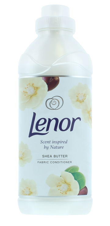 Lenor 750ml Fabric Conditioner Shea Butter 25 Wash