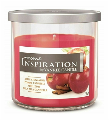 Yankee Candle 198G Home Inspiration Small Tumbler Apple Cinnamon