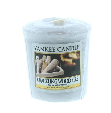 Yankee Candle 49G Votive Crackling Wood Fire