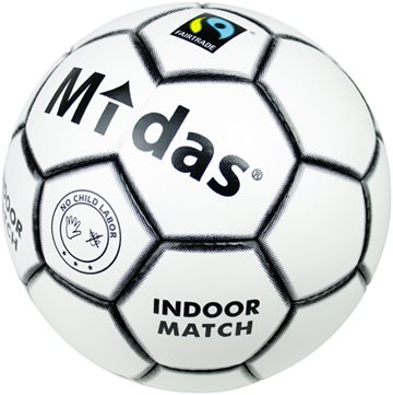 Midas Indoor Match Fairtrade