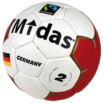 Midas Germany, håndbold. Fairtrade