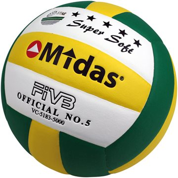 Midas Super Soft, volleyball
