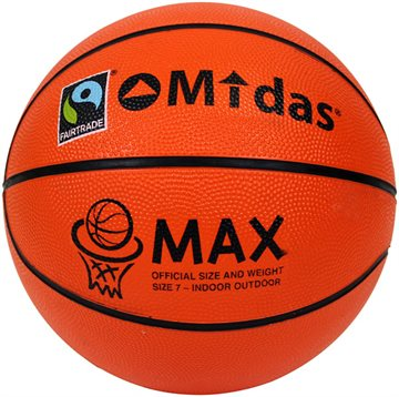 Midas Max basketball