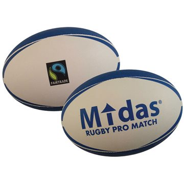Midas Pro Match rugby fairtrade