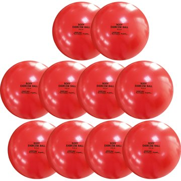 Body Exercise Ball pakke 10 stk