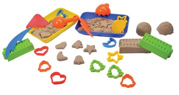 Kinetic sand XL-pakke