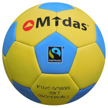 Midas Kids School Soccerball fairtrade