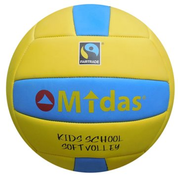 Midas Kids Skole Volley fairtrade