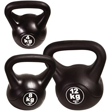 Kettle bells cement