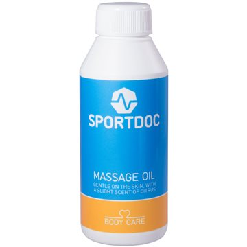 Massageolie 250 ml