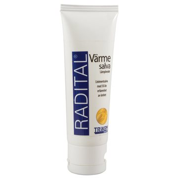 Varmesalve 250 ml