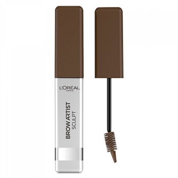 L'Oreal Paris Make-Up Designer Brow Artist Sculpt 04 Dark Brun Mascara Til Øjenbryn