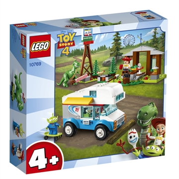 LEGO 4+ 10769 Toy Story 4 – Autocamperferie