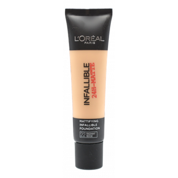 LOREAL-MAKEUP FOUNDATION INFALLIBLE 24H - MATTE 22 36ML