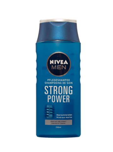 Nivea Men Strong Power shampoo 250 ml