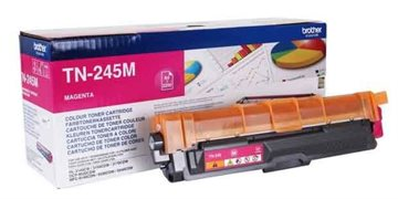 Brother TN245M Magenta Lasertoner, 2.200 sider