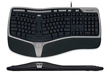 Ms Natural Ergo Keyboard 4000