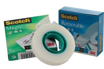 Tape Magic 3M 810 12Mmx33M