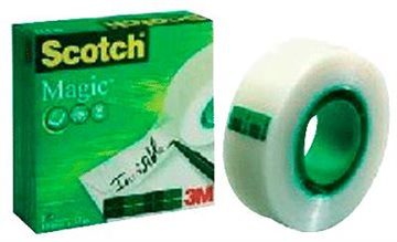 Tape Magic 3M 900 19Mmx33M Pk A 9 Rl