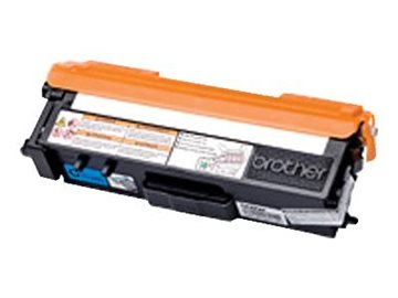 Brother TN-328C Cyan Lasertoner, 6.000 sider