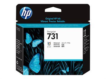 HP 731 P2V27A Printhoved