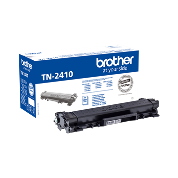 Brother TN-2410 Sort Lasertoner, 1.200 sider