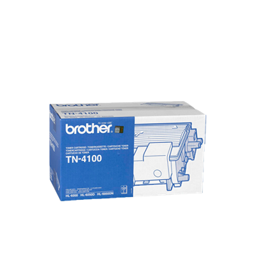 Brother TN-4100 Sort Lasertoner, 7.500 sider