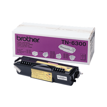 Brother TN-6300 Sort Lasertoner, 3.000 sider