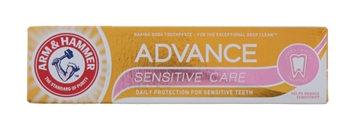 Arm & Hammer 75ml Toothpaste Advanced Sensitive Care