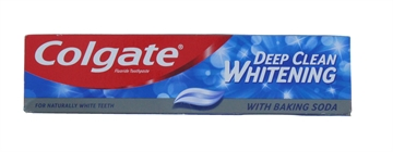 Colgate 100ml Toothpaste Deep Clean Whitening With Baking Soda