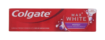 Colgate Colorgate Toothpaste Protect White Max 75ml