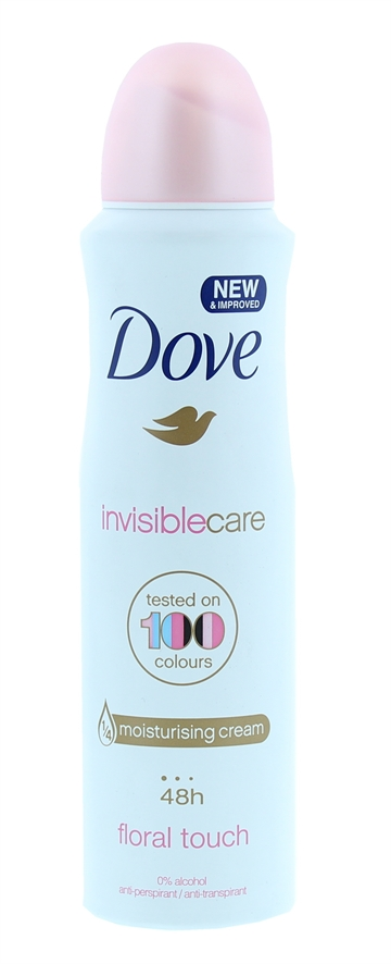 Dove Spray Invisible Care Florar Touch Anti-Perspirant 150ml