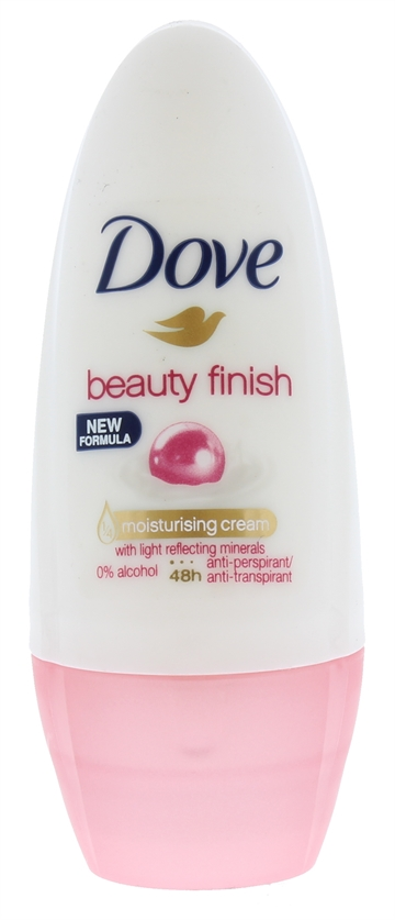 Dove Deodorant Roll-On Anti-Perspirant Beauty Finish 50ml