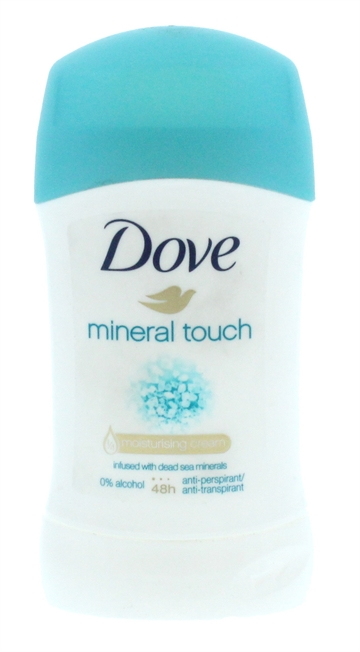Dove Deo Stick Mineral Touch Anti-Perspirant 40ml