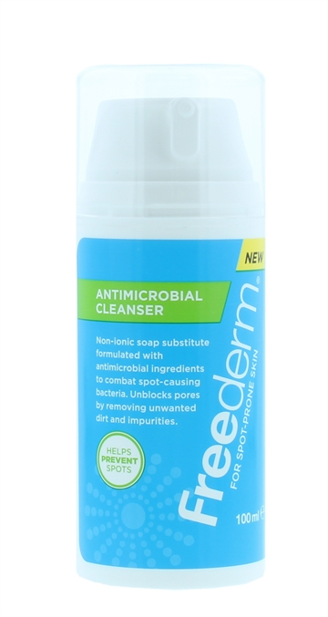 Freederm 100ml Antimicrobial Cleanser