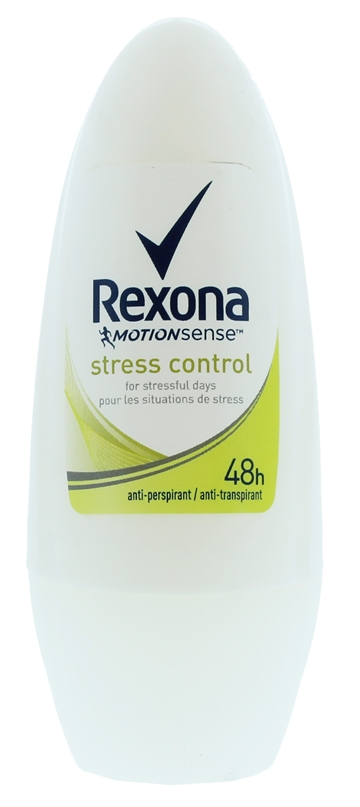 Rexona 50ml Roll On Anti Perperspirant Stress Control