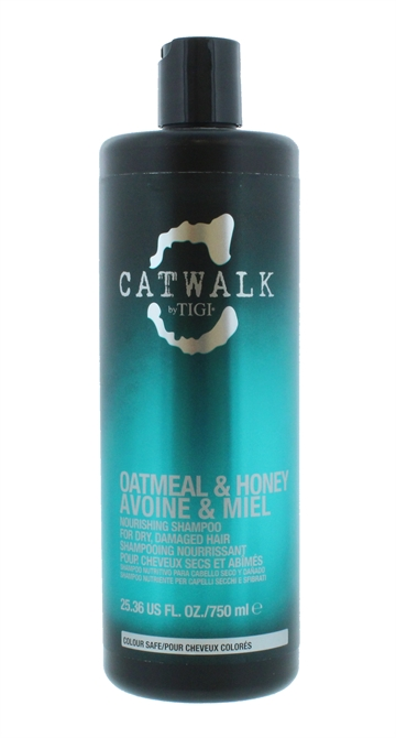 Tigi Catwalk 750ml Shampoo Oatmeal & Honey