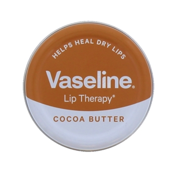 Vaseline 20G Lip Therapy Petroleum Jelly Cocoa Butter