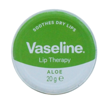 Vaseline 20G Lip Therapy Petroleum Jelly Aloe Vera