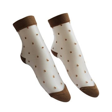 Everneed Cerise - mocca dot