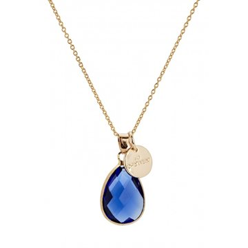 Everneed Noelle - blue jewel guld