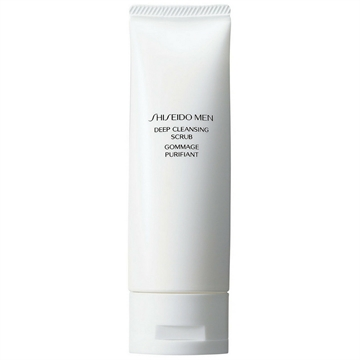 Shiseido Men Deep Cleans Scrub 125ml