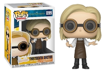 POP TV Doctor Who 13th w/goggles