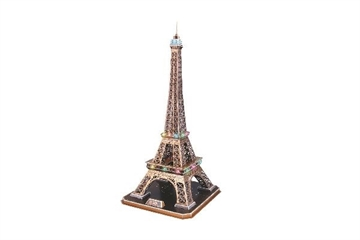 Revell Tour Eiffel, Multicolor LED 3D Puzzle