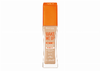 Rimmel Wake Me Up Foundation 200 Soft Beige Pumpeflaske Væske 30 ml