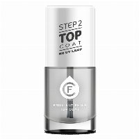 Cosmetica Fanatica CF Gel Effekt Top Coat overlak til neglen 11 ml