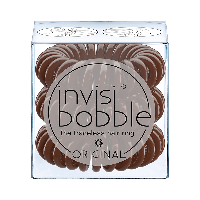 Invisibobble Pretzel Brown Hårhestehaleholder
