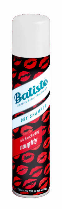 Batiste Naughty Dry Shampoo 200ml